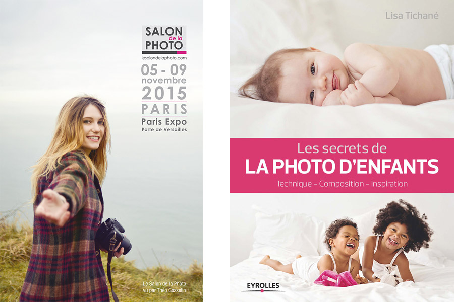Salon de la photo 2015 - conférence Lisa Tichané