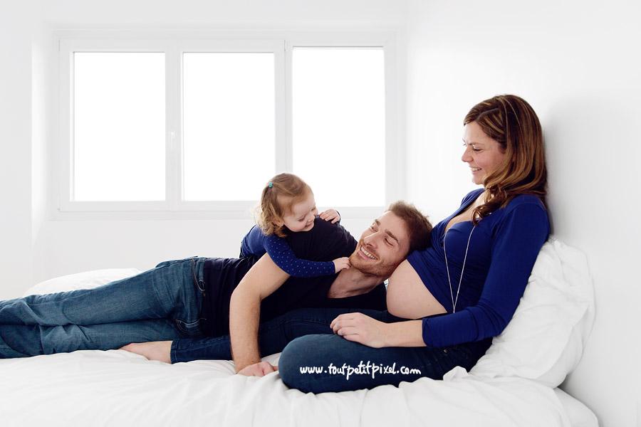 photographe grossesse famille lifestyle