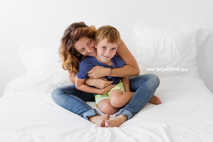photographe parent enfant