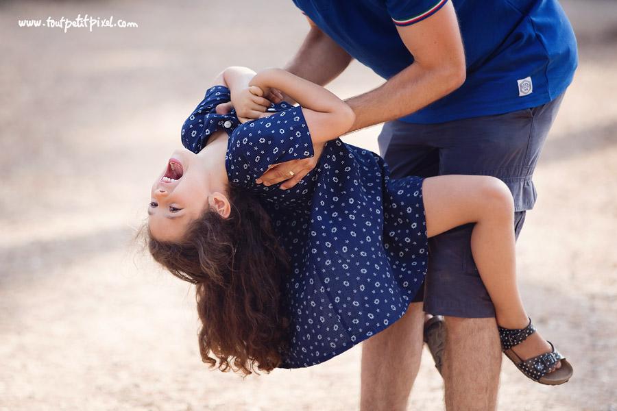 photographe enfant rire