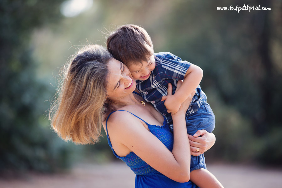 photographe maman enfant