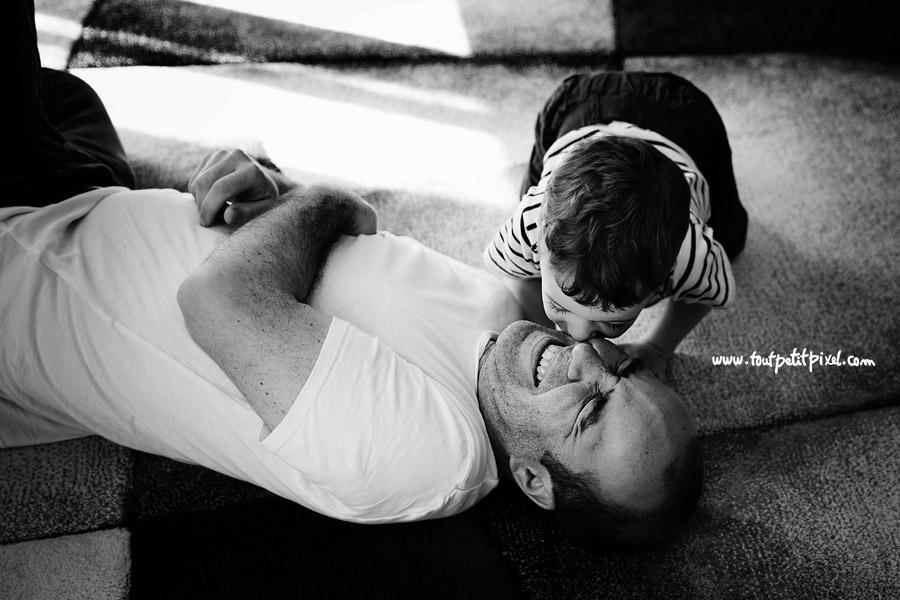 photographe parent enfant lifestyle