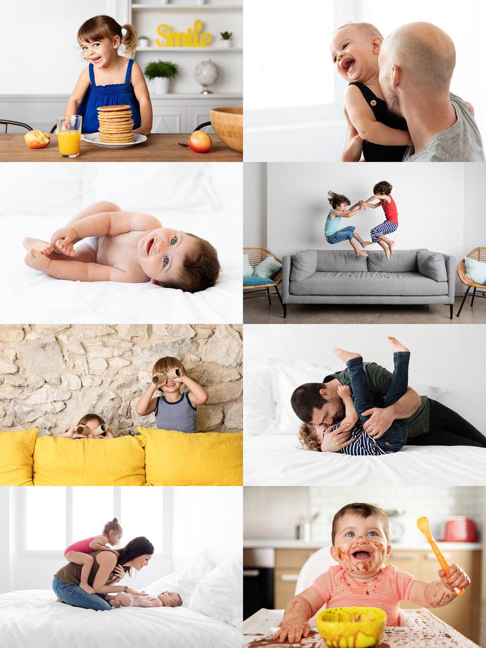 Photos d'enfants et de bébé par Tout Petit Pixel, photographe enfant à Marseille