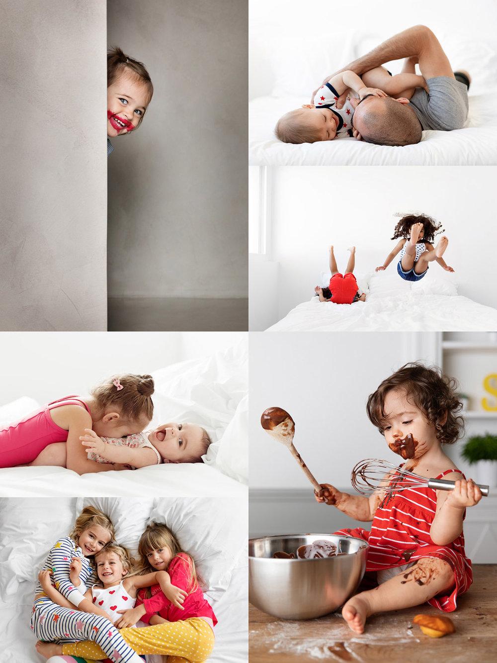 Photos originales d'enfants et de bébés par Tout Petit Pixel, photographe enfant à Marseille