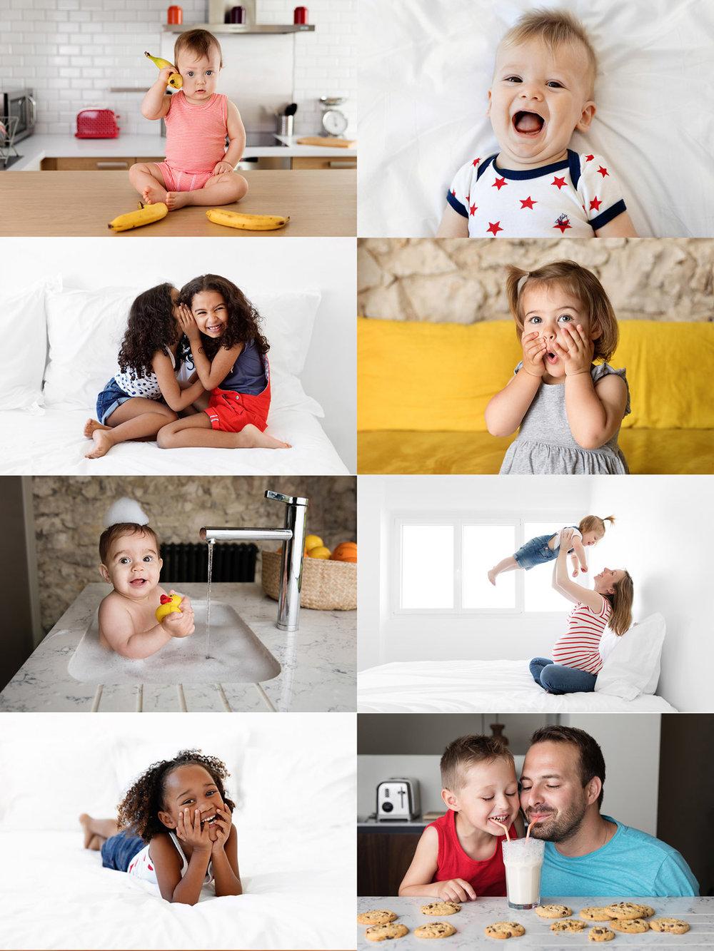 Photos de bébés et de famille par Tout Petit Pixel, photographe enfant à Marseille