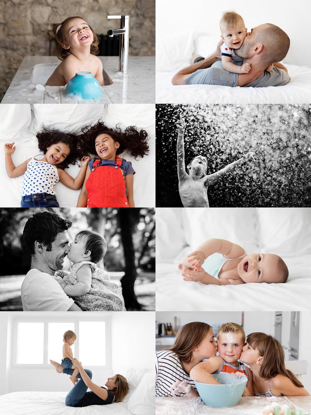 Photos naturelles de bébés et de famille par Tout Petit Pixel, photographe enfant à Marseille