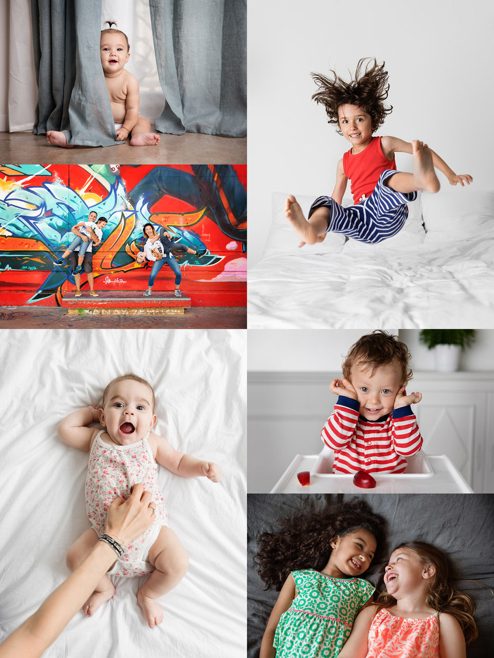 Photos d'enfants et de bébés par Tout Petit Pixel, photographe lifestyle à Marseille