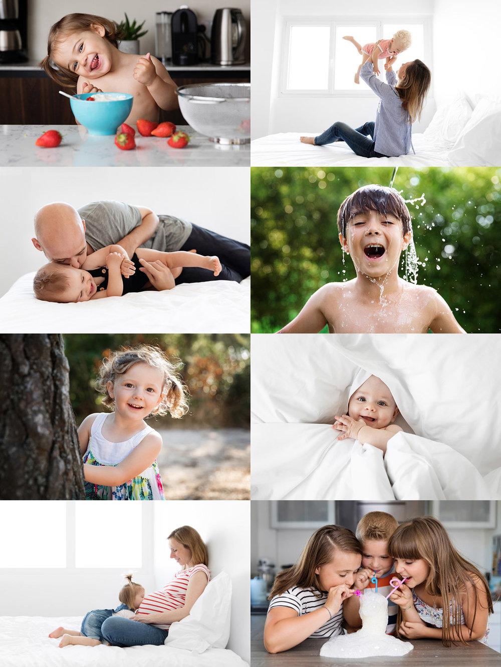 Photos naturelles d'enfants et de bébés par Tout Petit Pixel, photographe lifestyle à Marseille