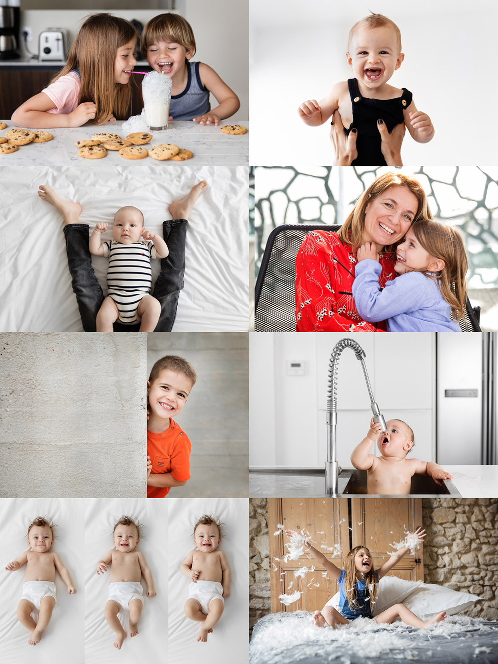 Photos d'enfants et de bébés par Tout Petit Pixel, photographe famille à Marseille