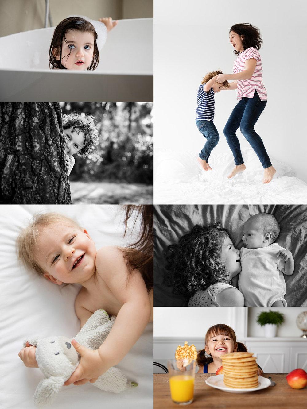 Photos d'enfants et de bébés originales par Tout Petit Pixel, photographe lifestyle à Marseille