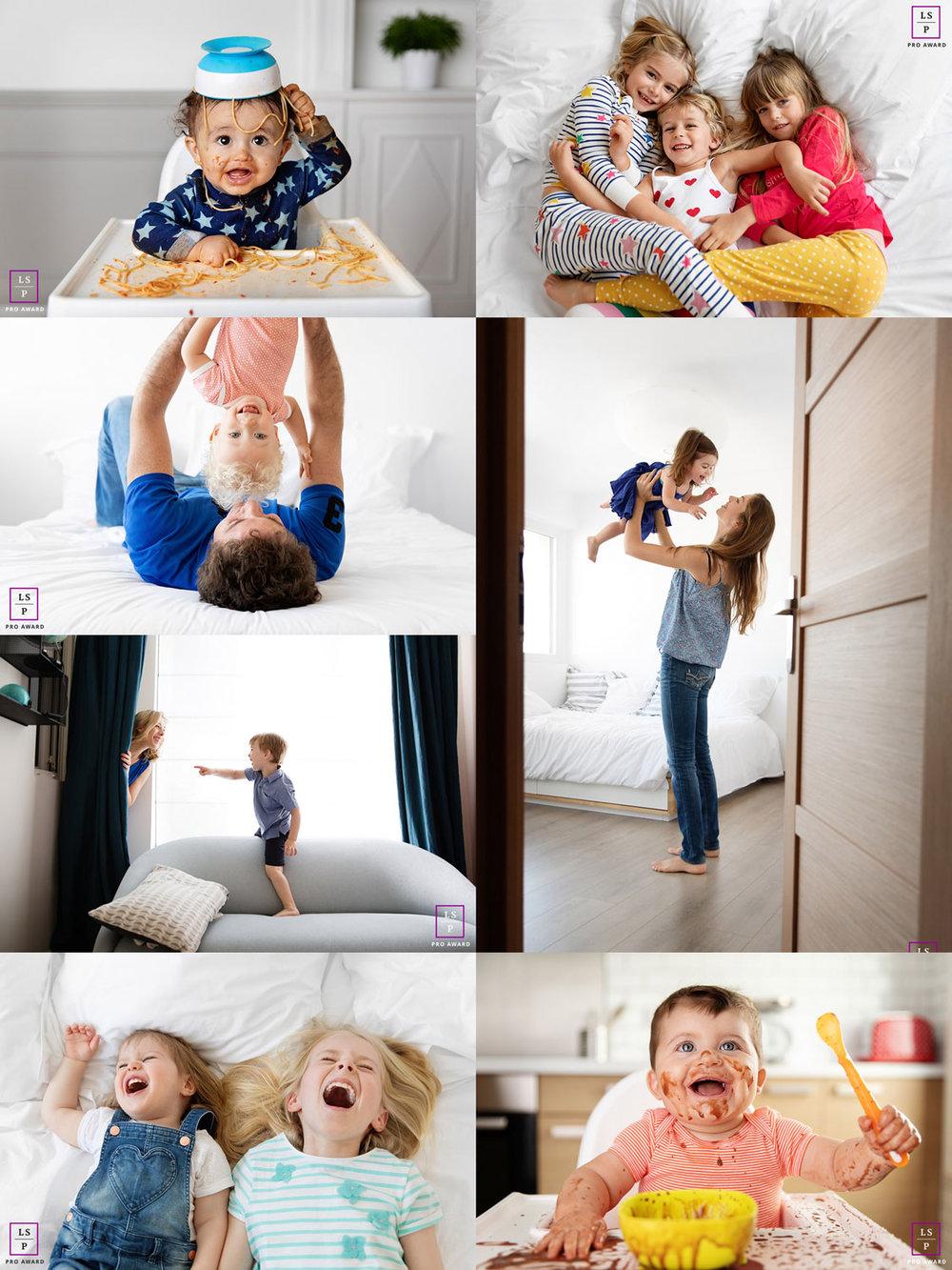 Photos d'enfants et de bébés au naturel par Tout Petit Pixel, photographe enfants lifestyle à Marseille