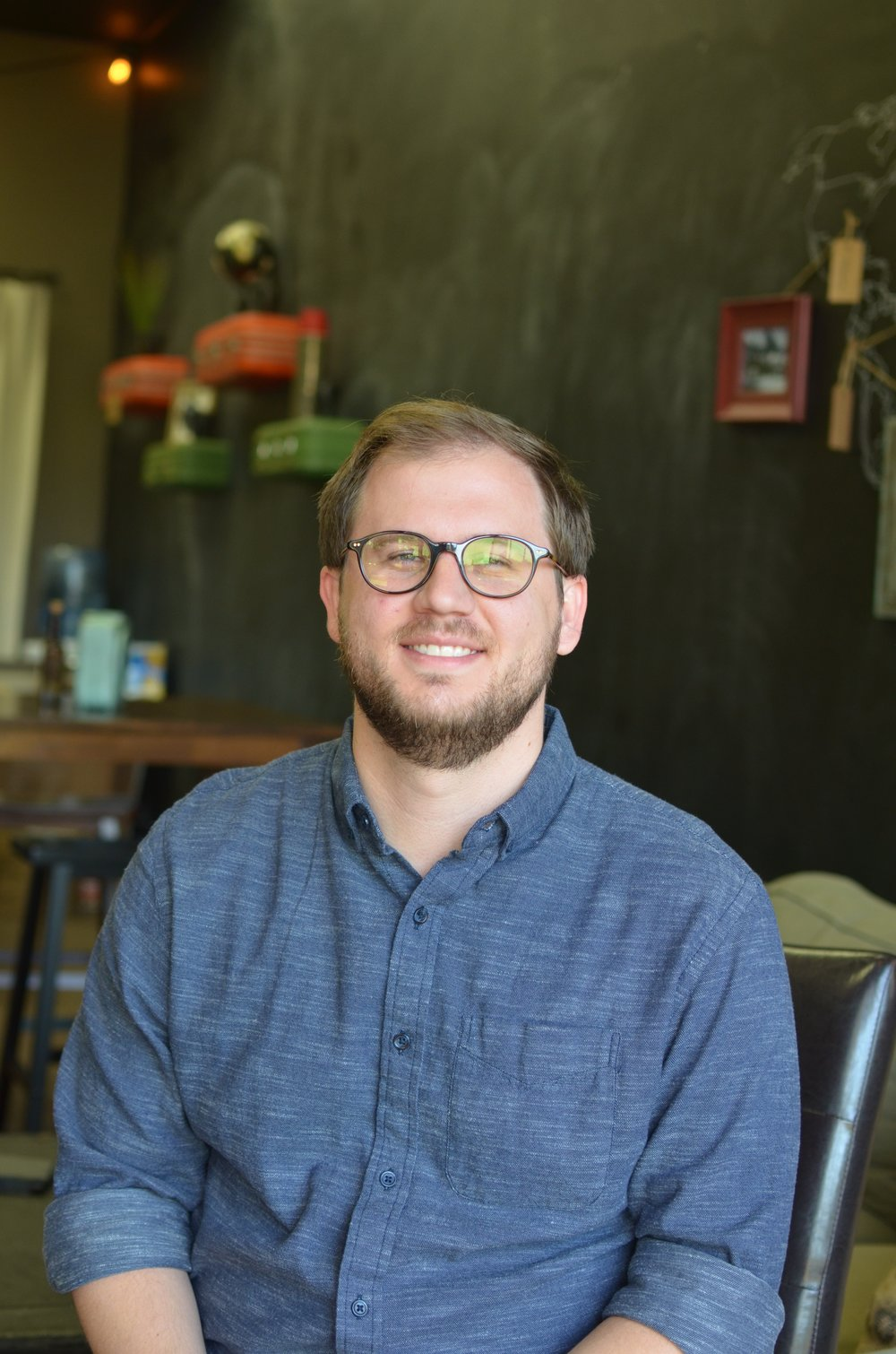 Brandon Bryan   Student Minister