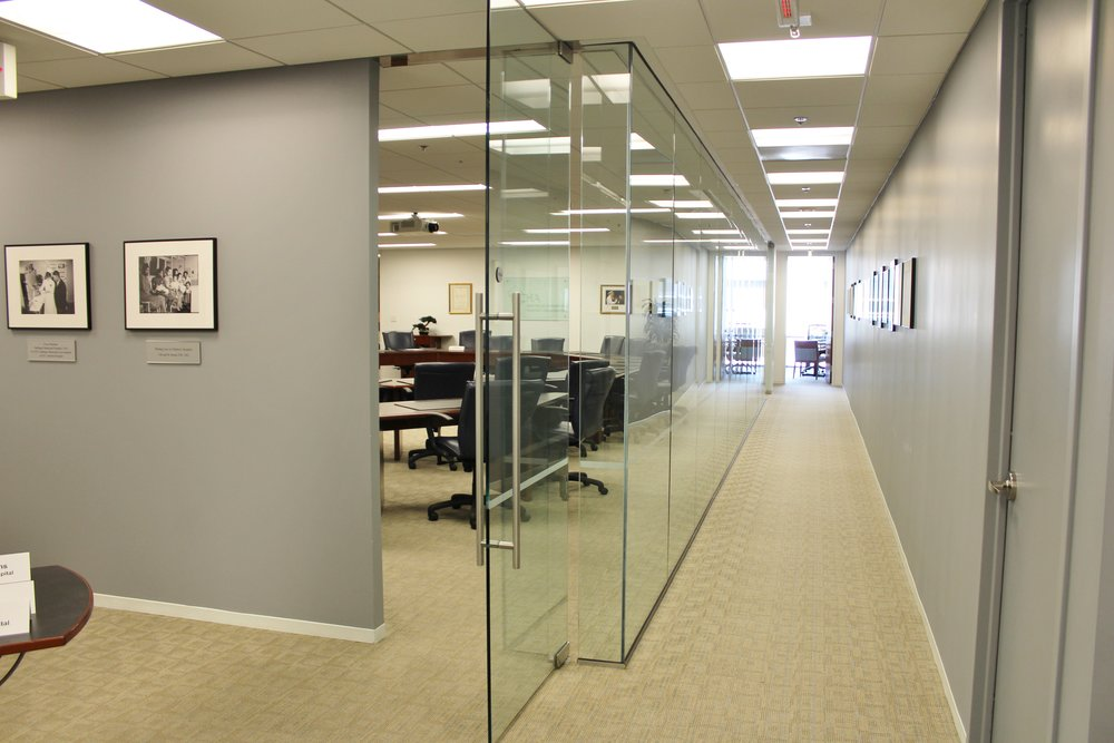 1152 15th ST NW - DC - Window-line offices! Large conference = open space. 5% Commission!