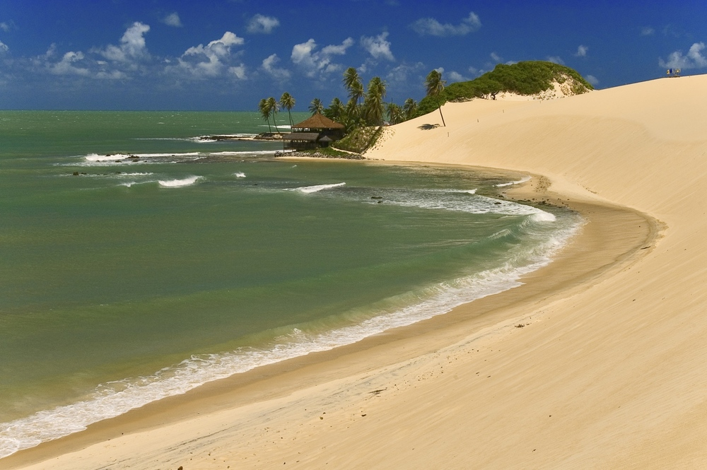 Genpibau Beach