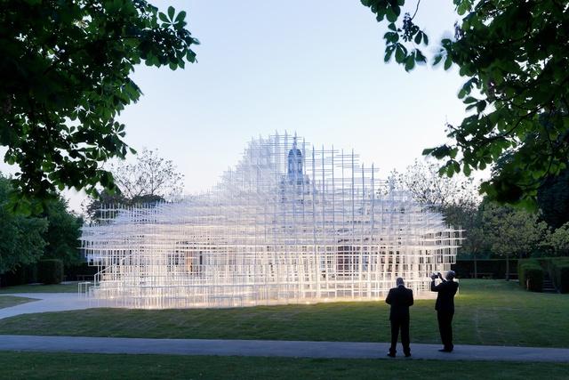 Serpentine Pavilion 2013 - Sou Fujimoto