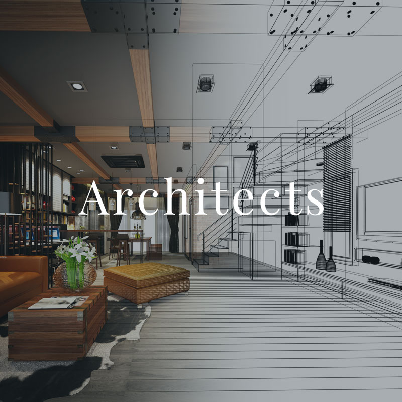 Stand tall in the sophisticated landscape of London's architects. Contact Us