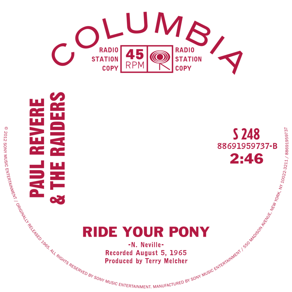 S248 LABEL Paul Revere and the Raiders (approved BK - Sony Rev2)-1.png