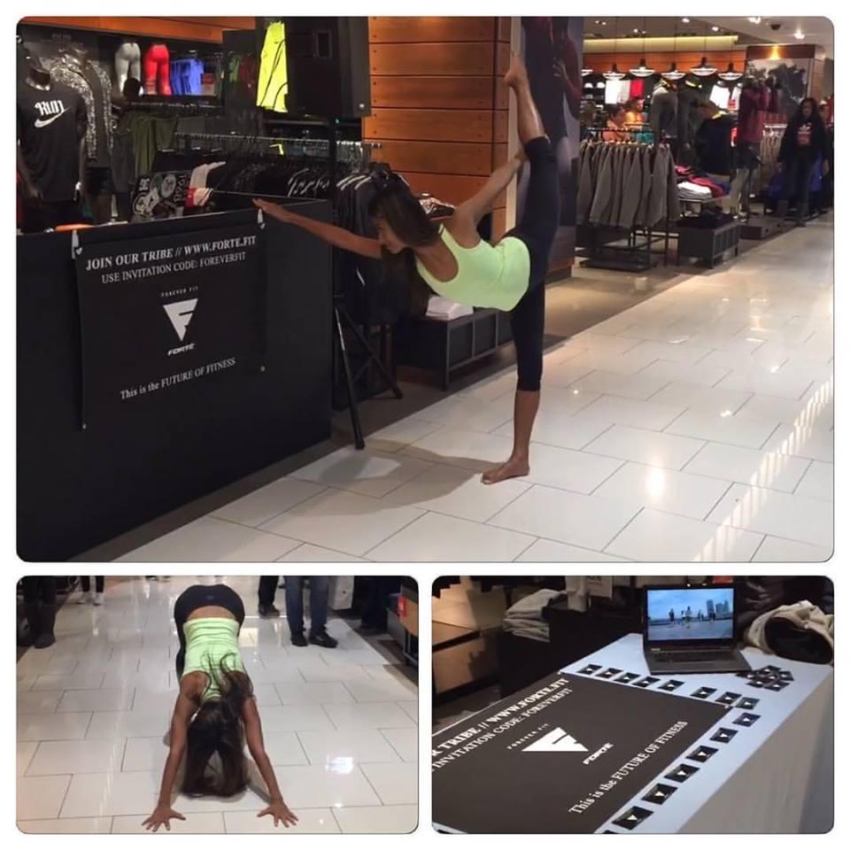 Yvette NYC Marathon Yoga for Runners