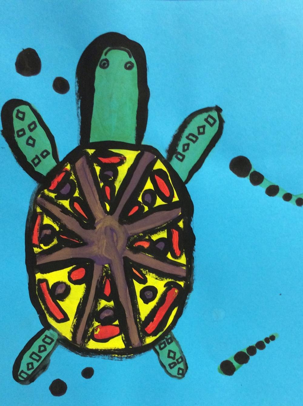 Aboriginal Spirit Animals Art With Lee
