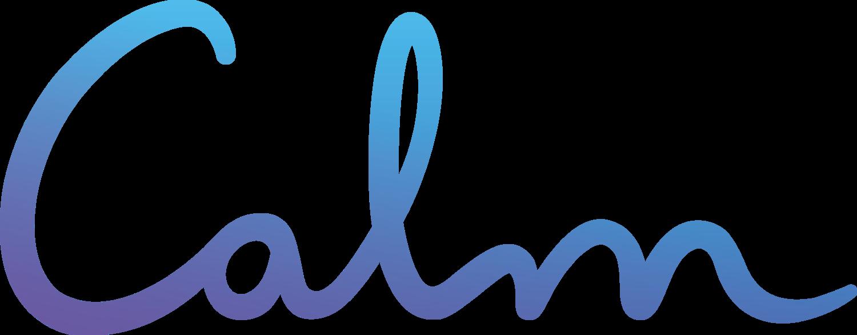 Image result for the calm app logo