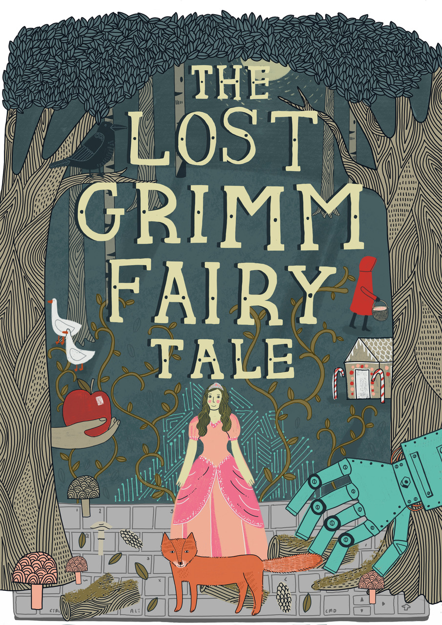 The Lost Grimm Fairytale.JPG