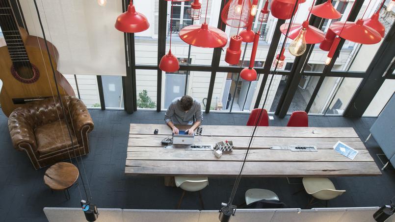Les bureaux de demain ressembleront à votre maison. u2014 espace de