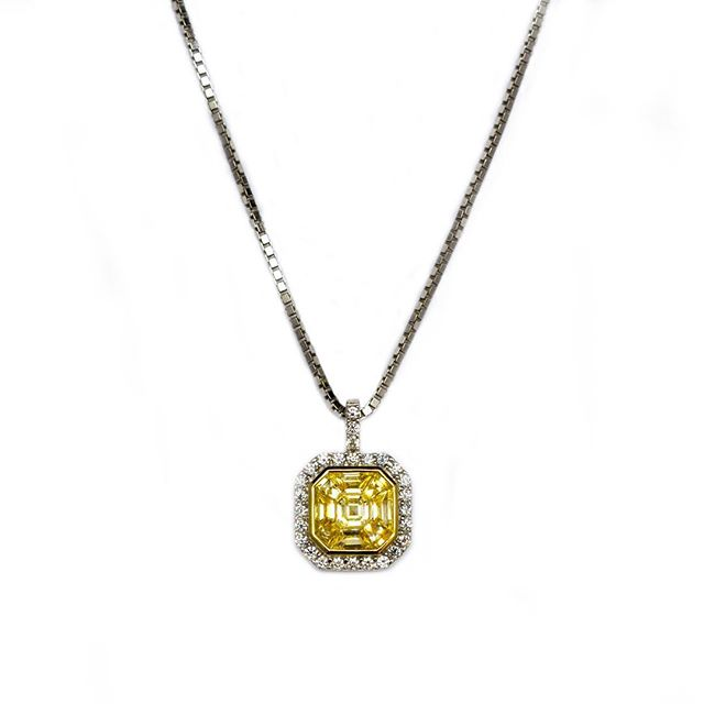 Yellow Sapphire and White Diamond Fashion- the perfect way to transition from Summer to Fall! - - - #lakecharles #mbrichjewelry #finejewelry #jewelry #local #yellowsapphire #diamonds #diamondnecklace #love #transitionseason #fall #summertofall #fashion #diamond #fashionforward #instyle #stylish #theperfectgift
