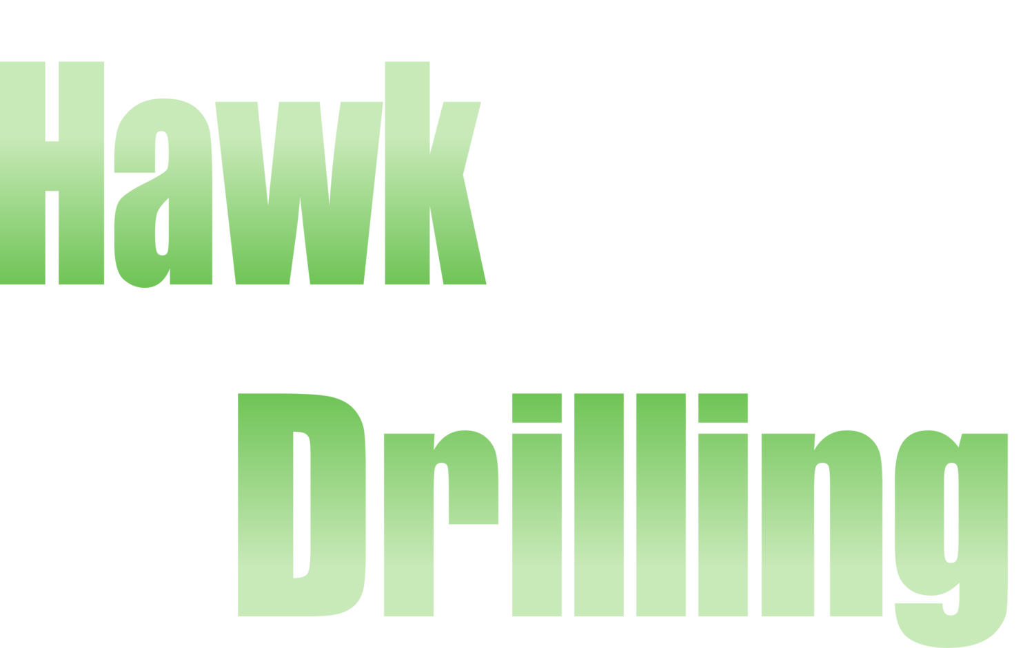 Hawk Drilling, Inc.