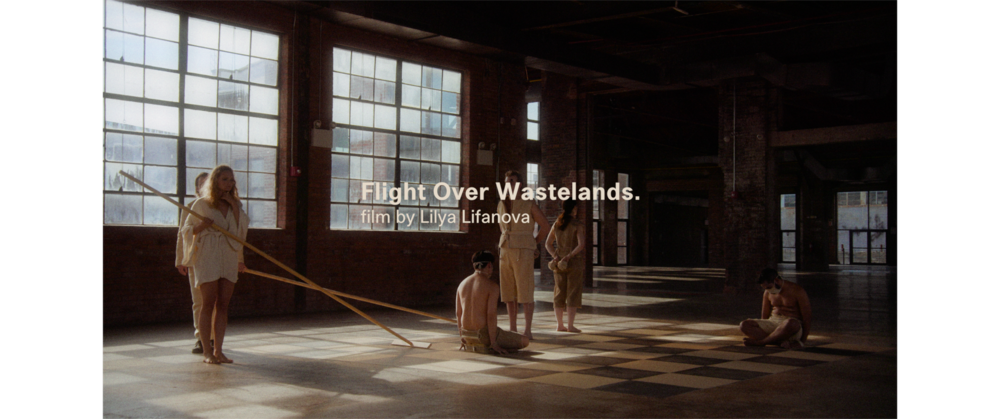 Flight Over Wastelands / edited by Gianluigi Carella