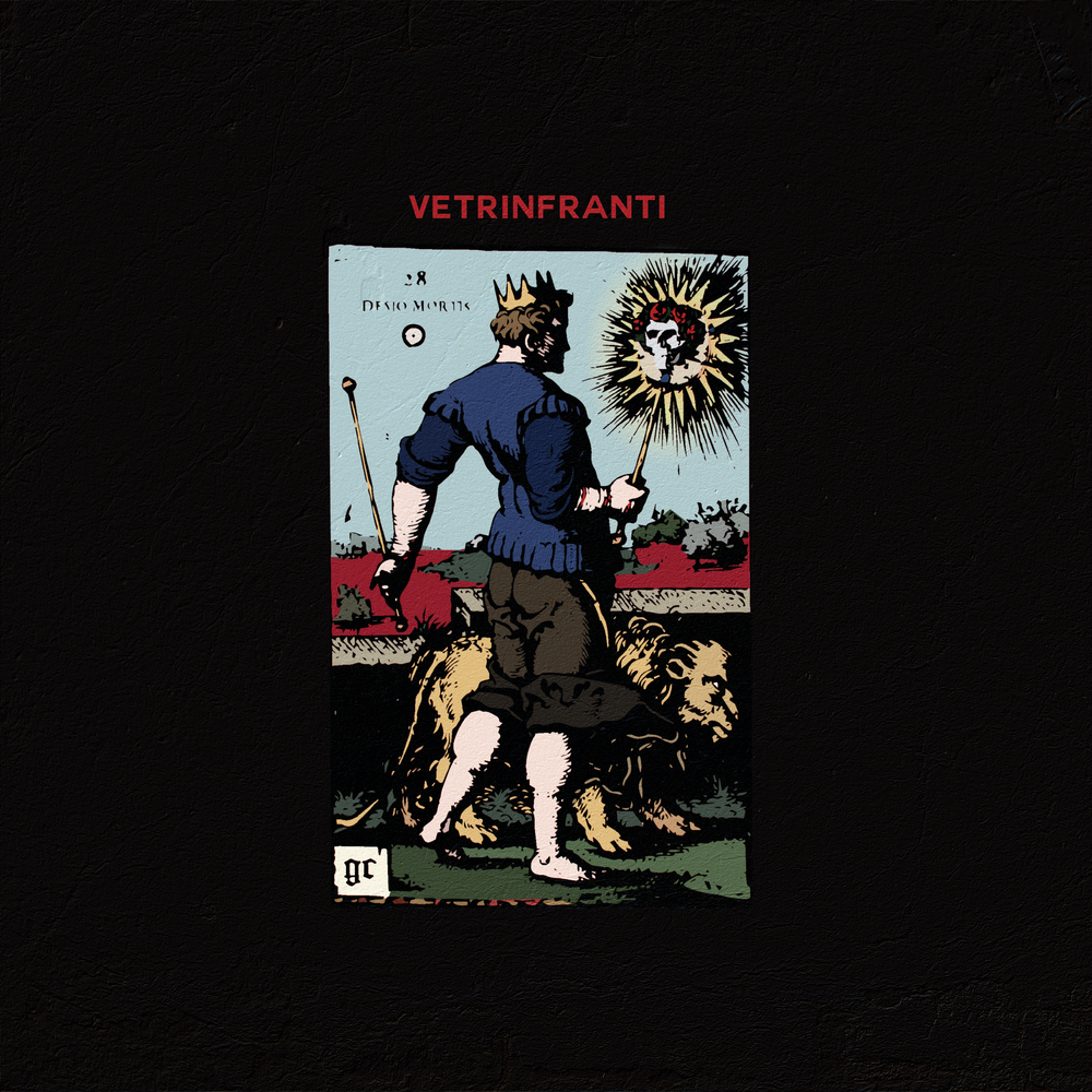 Vetrinfranti - New logo black