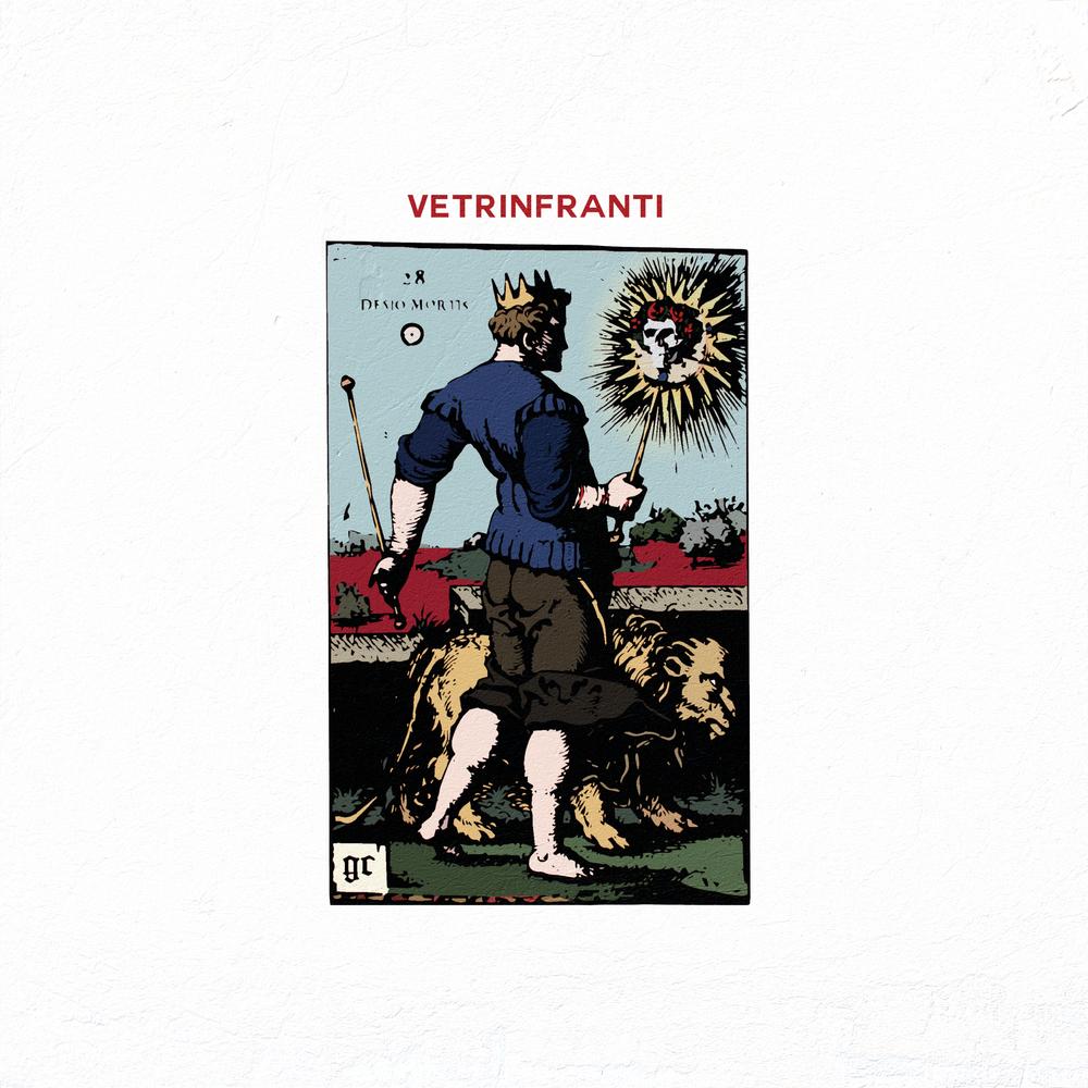 Vetrinfranti White New Logo - by Gianluigi Carella