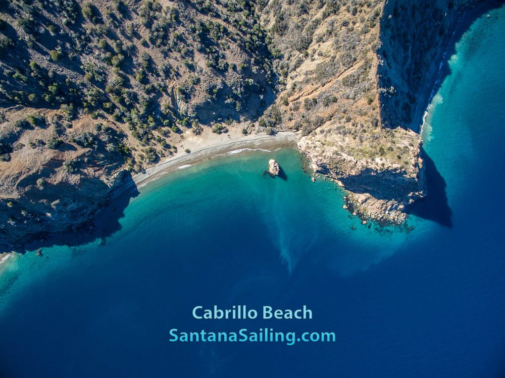 Cabrillo Beach - Sailing to Catalina Island
