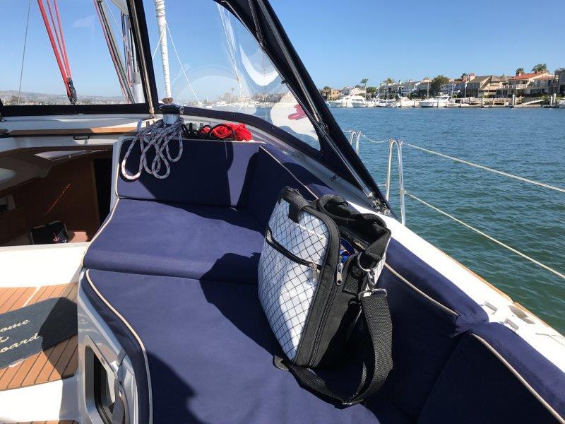 Newport Beach day sail