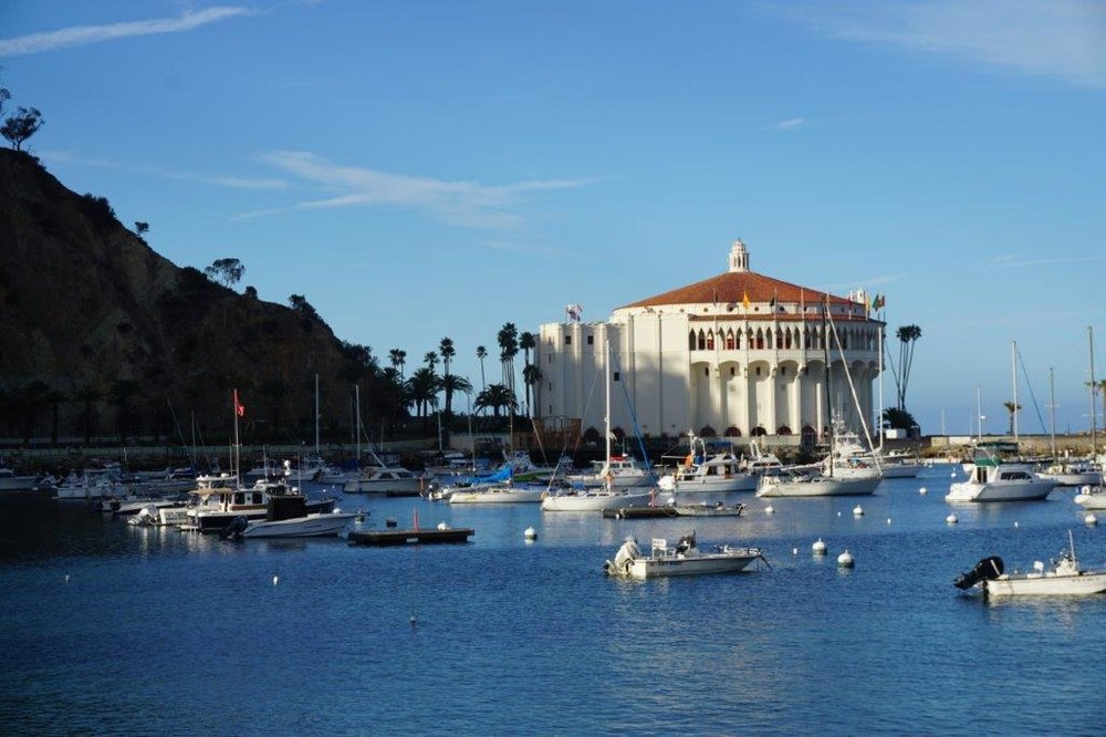 Avalon, on Santa Catalina Island
