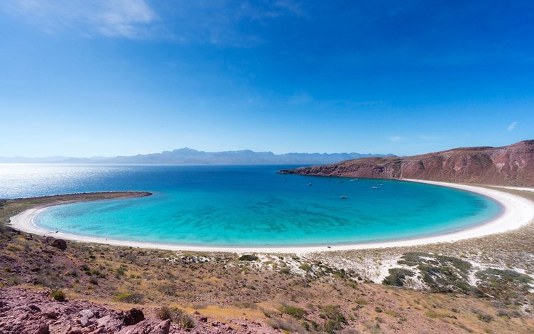 Learn To Sail Vacation in the Sea of Cortez