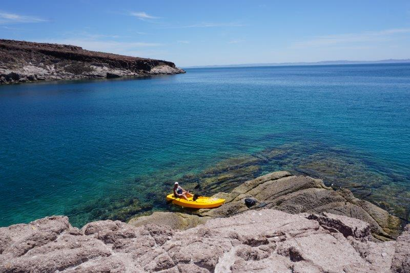 Snorkel and kayak in pristine bays