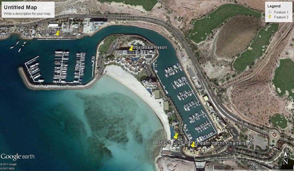 The CostaBaja Marina