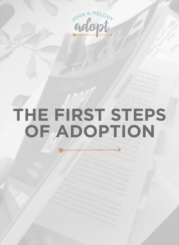 The First Steps of Adoption, Christian family Colorado adoption