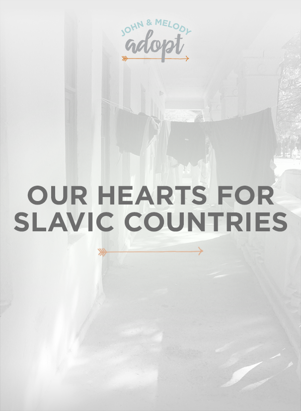 Our Hearts for the Slavic Countries - Christian Adoption