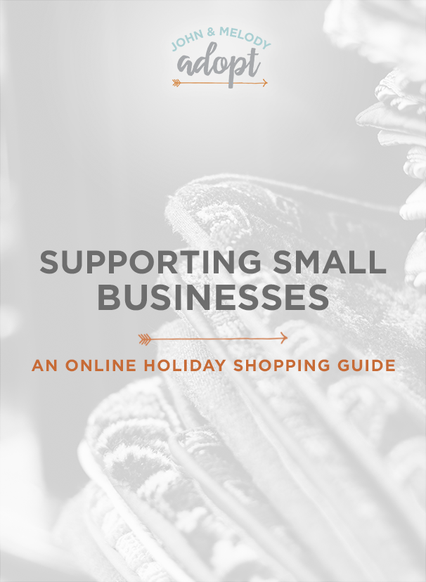 Small Business Holiday Shopping Guide - 2016