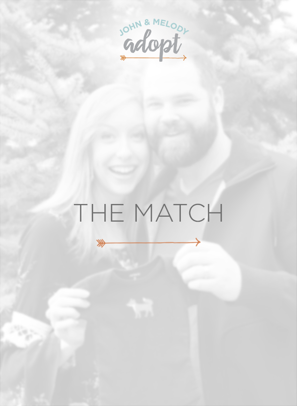The Match - our adoption journey
