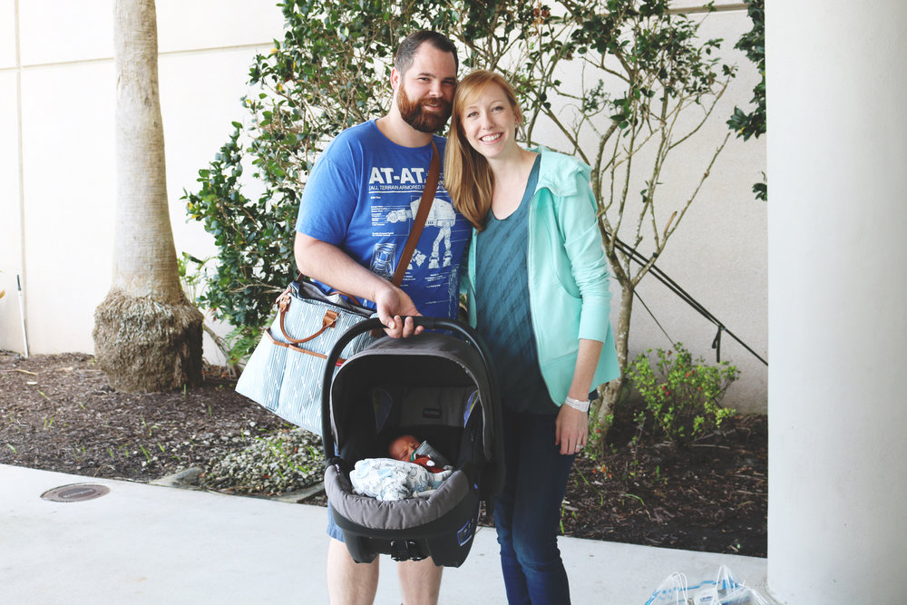 Our domestic infant adoption journey in Florida, from Colorado