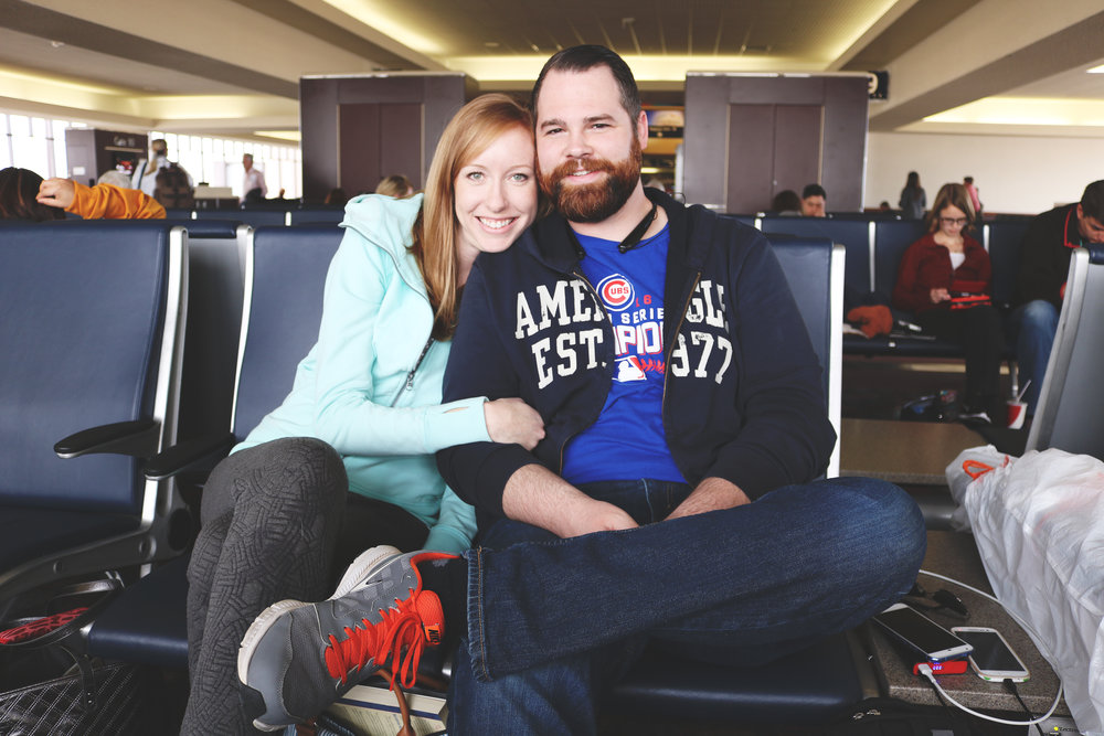Waiting for our flight - our adoption journey, domestic infant adoption