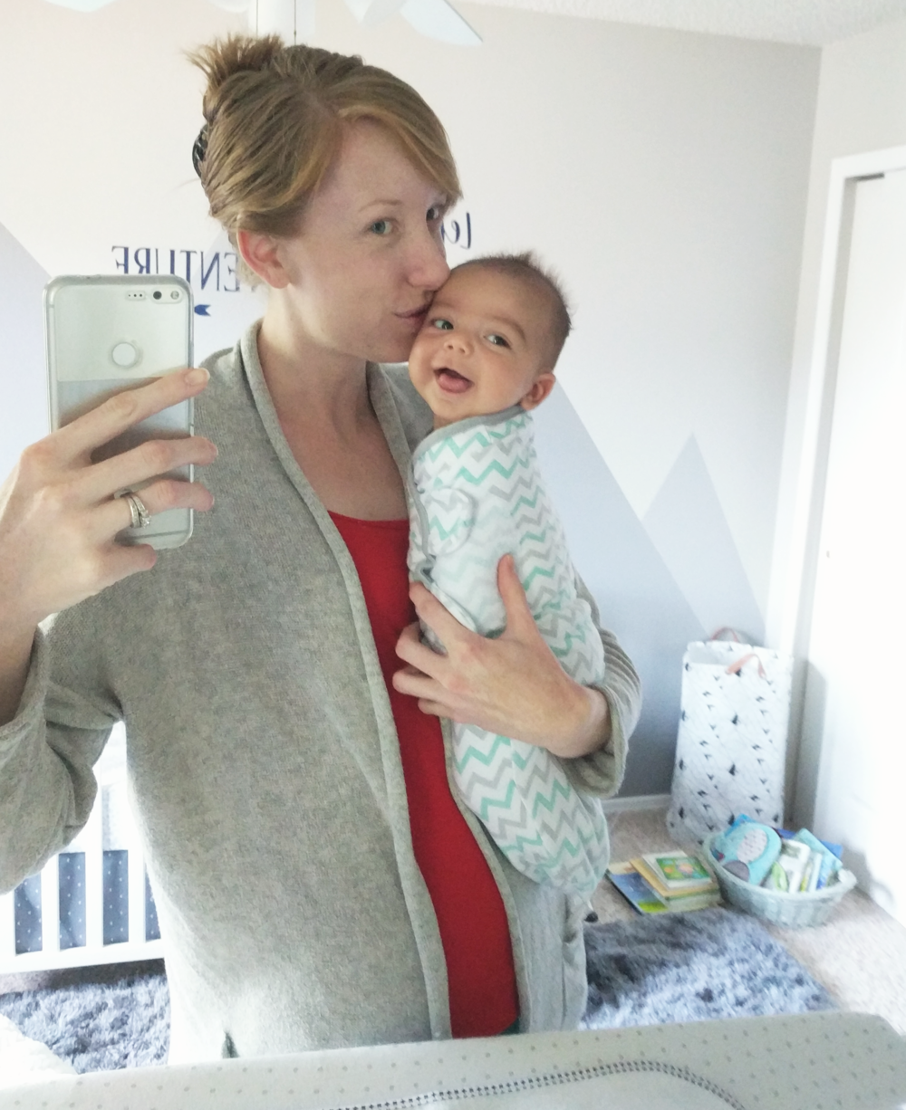 Learning to stop as a work-from-home mom