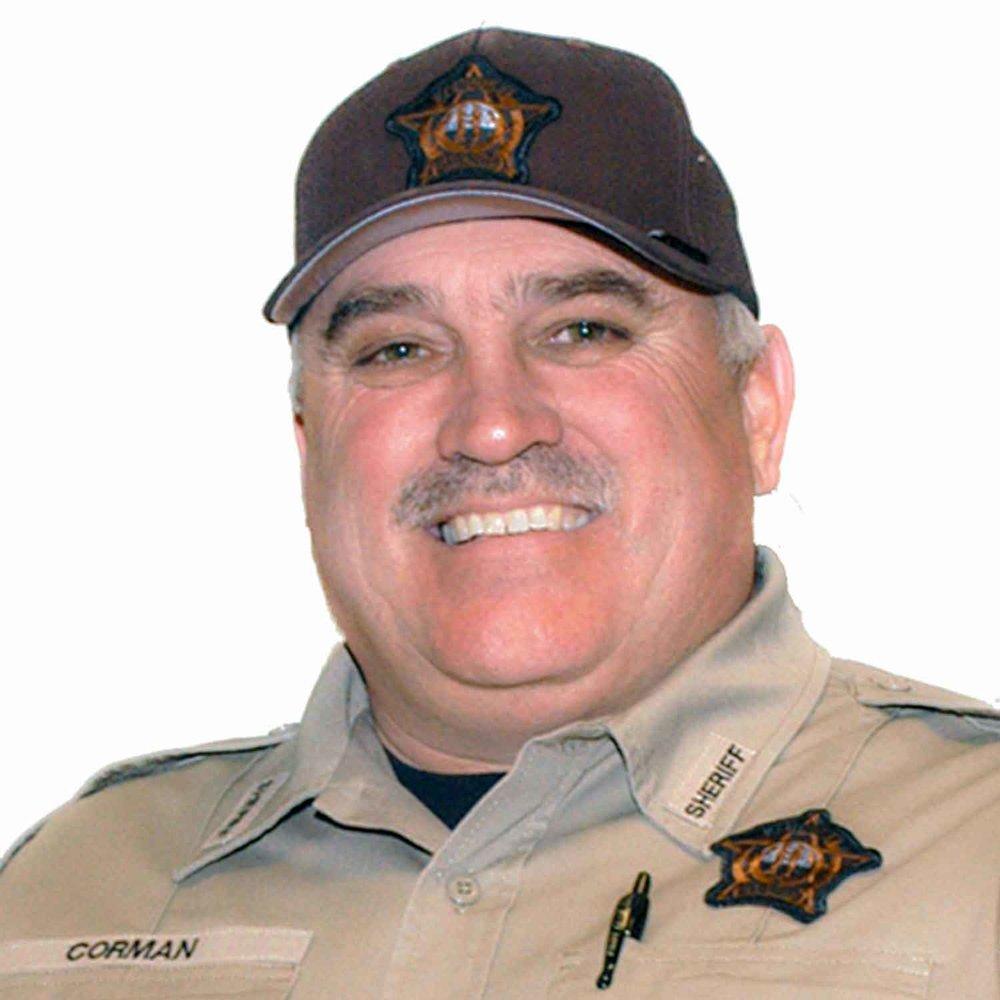 Sheriff Kevin Corman