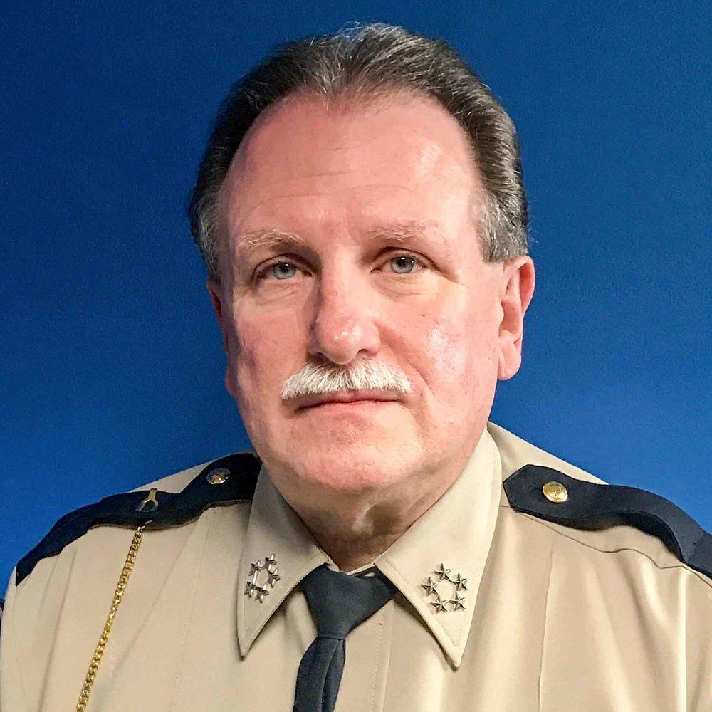 Sheriff Berl Perdue, Jr.