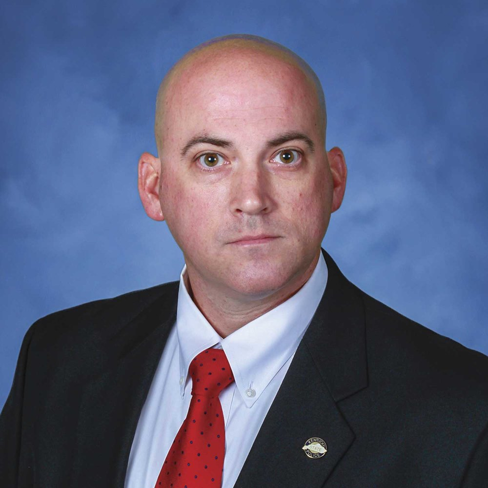 Kentucky State Police Lt. Mike Bowling said it is a daunting task for KSP and other agencies to keep up with the ever-changing world of social media and the internet. (Photo provided)