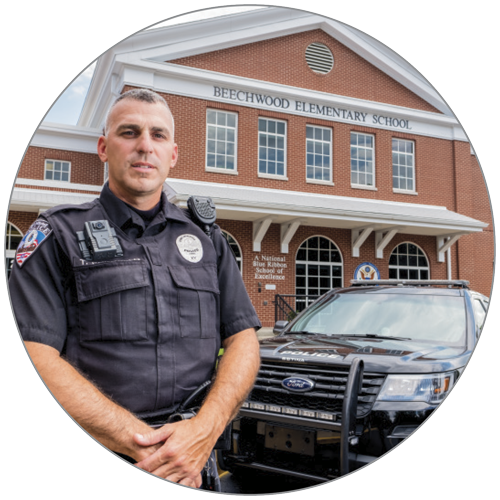 39% - RESPONDING AGENCIES THAT UTILIZE SCHOOL RESOURCE OFFICERS