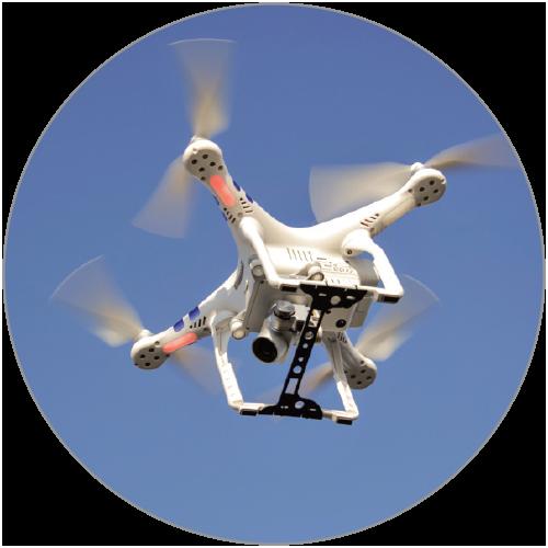 12% - RESPONDING AGENCIES THAT UTILIZE DRONES
