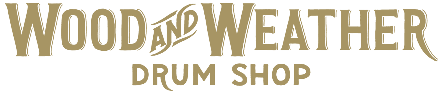 WOOD & WEATHER DRUM SHOP